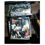 NFL & Green Bay Packers books and magazines