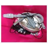 portable Black & Decker vacuum, cast aluminum