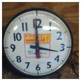 Garst Seed Co. wall clock
