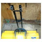60 inch ATV plow blade - Moose Plow