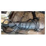 1 HP Craftsman right angel grinder