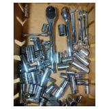 Allied hand tools, approx 65 pieces