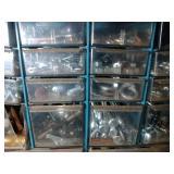 bolt bin - Dremel parts, machine screws