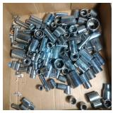 flat of Craftsman sockets, approx 90 pieces