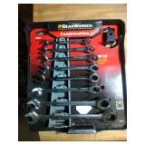 Gear Wrench ratcheting combination wrench