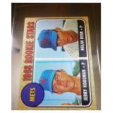 1968 Topps Baseball Nolan Ryan #177 Rookie