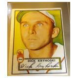 1952 Topps Baseball Dick Kryhoski #149