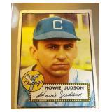 1952 Topps Baseball Howie Judson #169