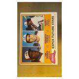 1981 Topps Baseball Tim Raines #479 rookie