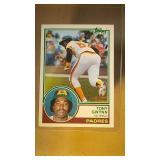 1983 Topps Baseball tony Gwynn #482 rookie