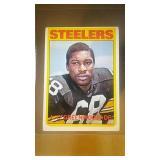 1972 Topps Football L.C. Greenwood #101 rookie