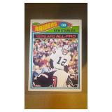 1977 Topps Football Ken Stabler #110