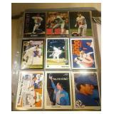 Nolan Ryan baseball card - 108 cards