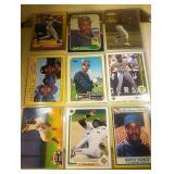 Barry Bonds baseball cards - 19 cards