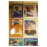 Ken Griffey, Jr. Baseball cards - 16 cards