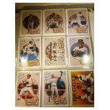 Reggie Jackson Baseball cards - Heroes, Comic