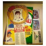 1977 Pepsi Nolan Ryan glove, box back, 1984