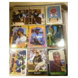 Baseball Stars & Rookies lot - 54 cards