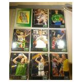 Larry Bird Basketball lot - Heroes, All-NBA