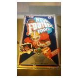 1991 Upper Deck Football wax box - sealed