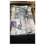 5000+ Basketball cards - commons