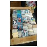 approx 5000 baseball cards - commons