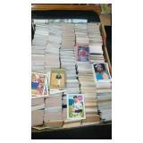 5000+ baseball cards - commons