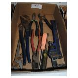 bx-misc pliers,pipe wrench