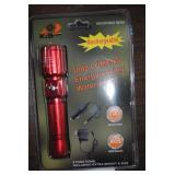 new rechargeable flashlight 1000 lumens waterproof