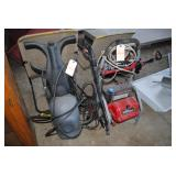 electric pressure washers for parts