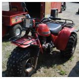 1982 Honda Big Red 3-Wheeler