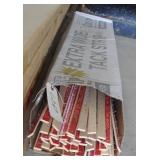 Partial Box of Tack Strips