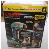 Air Dragon Portable Air Compressor - NEW