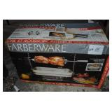 Farberware Smokeless Indoor Grill/Rotisserie