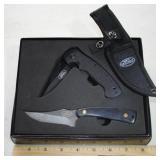 Kentucky Cutlery 2 Pc Knife Set - NEW