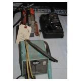 Air Brush Compressor, Weller Soldering Iron
