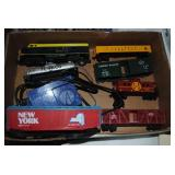 LOT - Misc Model Train Parts