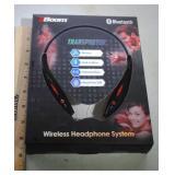 2Boom Transporter Wireless Headphone System
