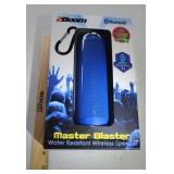 2Boom MasterBlaster Water Resistant Wireless Speak