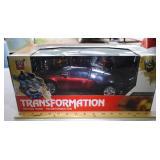 Transformation RC Car