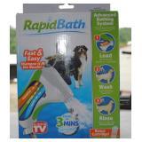 RapidBath for Animals