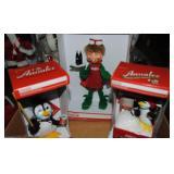 LOT - 3 Annalee Coca Cola Adv Dolls NEW IN BOX