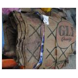 LOT - Burlap Bags
