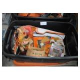 LOT-Halloween and Fall Decorations (2Totes)