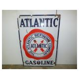 Atlantic Gasoline sign