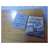 1942 & 1937 Manuals