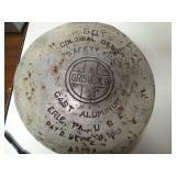 Griswald 6 qt. Cast Alum teapot