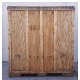 Wooden Storage/ Shipping Container (7