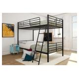 Mainstays Twin over Twin Convertible Bunk Beds