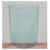 """3/4"""" Thick Curved Glass (28""""Tx20""""Wx8""""D)x3/4"""" Thick"""